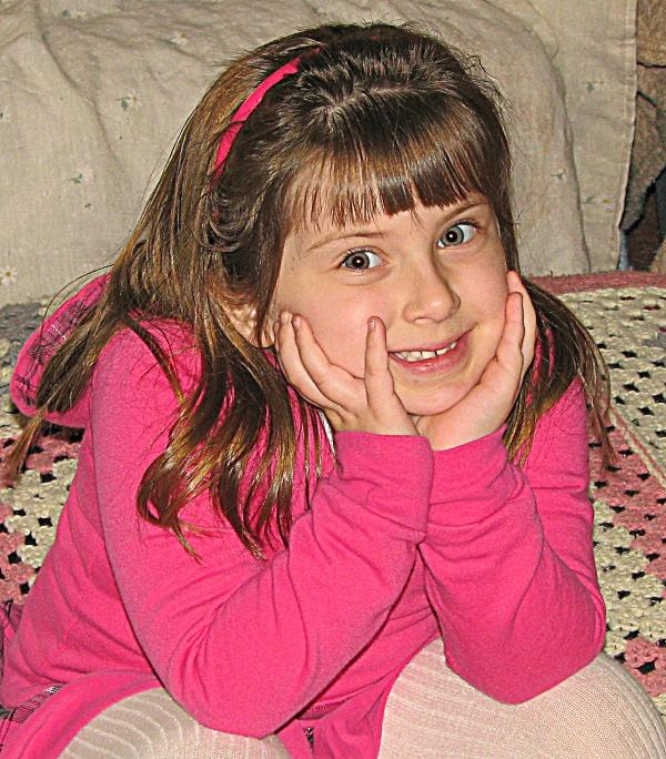 Katherine age 5