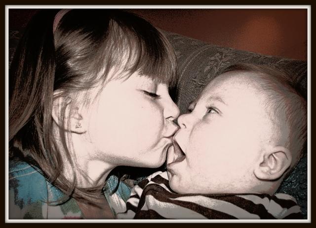 May 2011 026maddi kiss